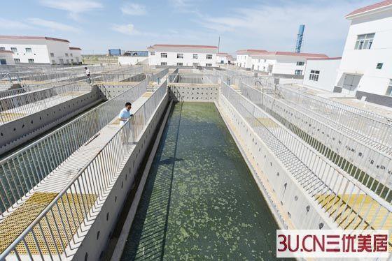 巴州库尔勒经济技术开发区污水处理项目预计9月正式运营